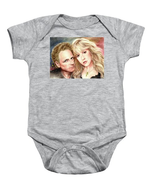 Buckingham Nicks Baby Onesie