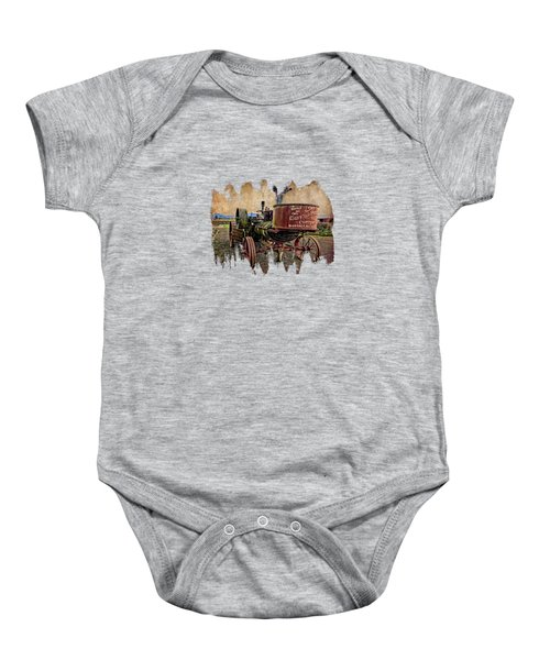 Buffalo Pitts Baby Onesie by Thom Zehrfeld