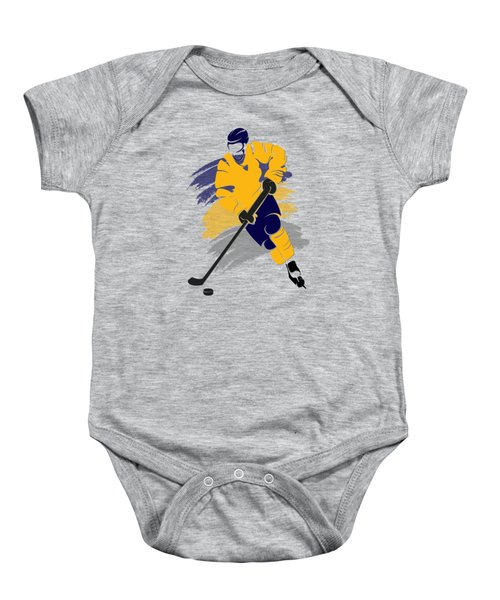 Buffalo Sabres Player Shirt Baby Onesie