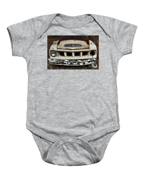 Busted Flat In Baton Rouge  Baby Onesie