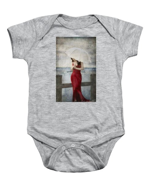 By The Northport Sea Baby Onesie