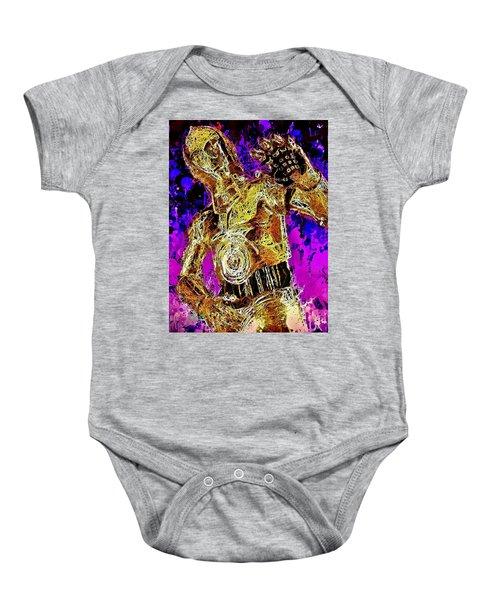 C-3po Baby Onesie