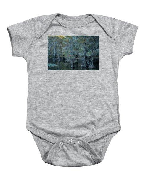 Caddo Lake #3 Baby Onesie