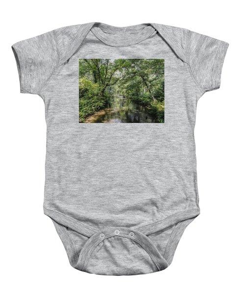 Cades Creek Baby Onesie