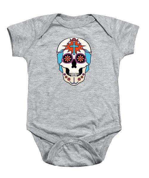 Calavera Graphic Baby Onesie