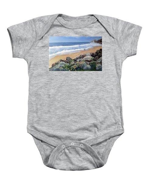 California Dreaming Baby Onesie