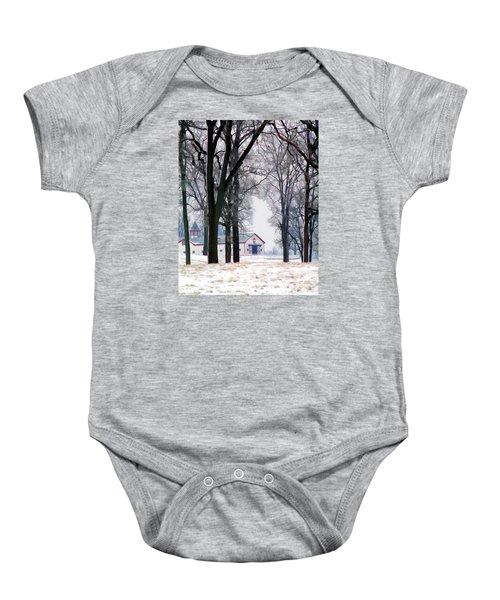 Calumet Winter Baby Onesie