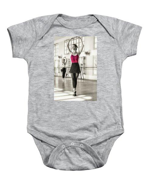 Camaguey Ballet 1 Baby Onesie
