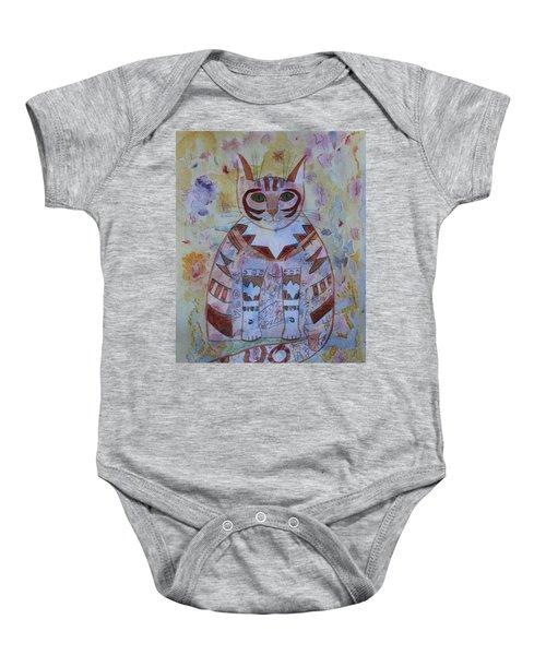 Camo Cat Baby Onesie