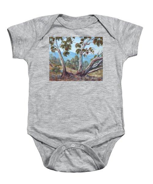 Canberra Hills Baby Onesie