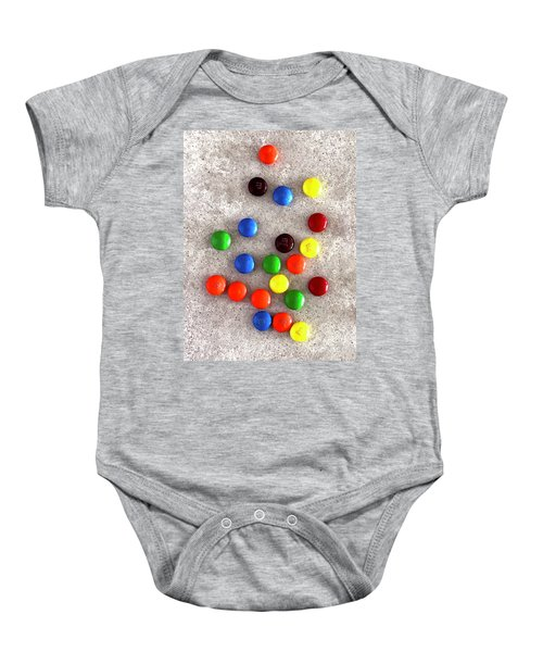 Candy Counter Baby Onesie