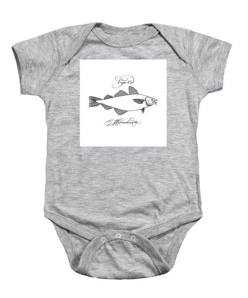 Cape Cod Baby Onesie