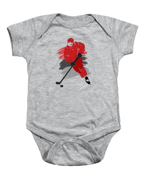 Carolina Hurricanes Player Shirt Baby Onesie