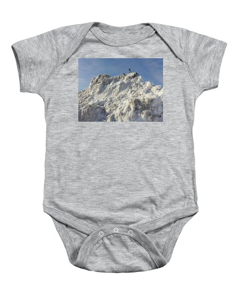 Cart Art No. 31 Baby Onesie