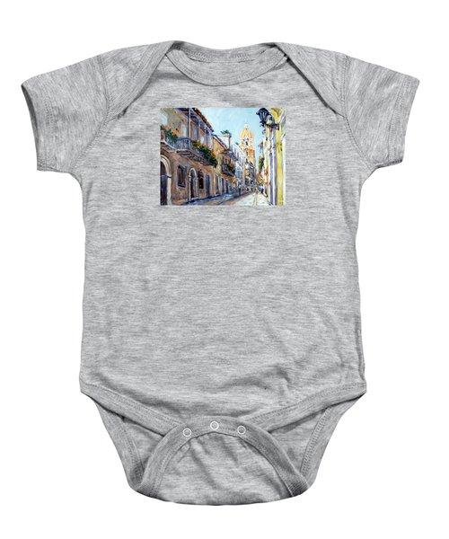 Cartagena Colombia Baby Onesie