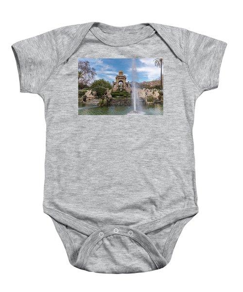 Cascada Monumental Baby Onesie