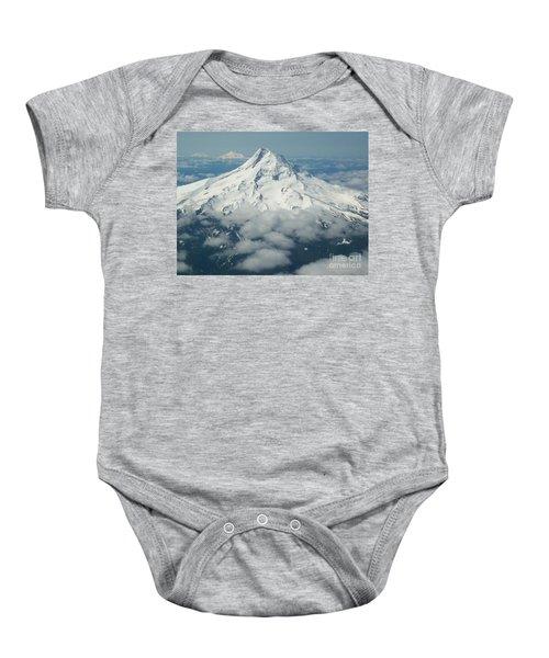 Cascadia Baby Onesie