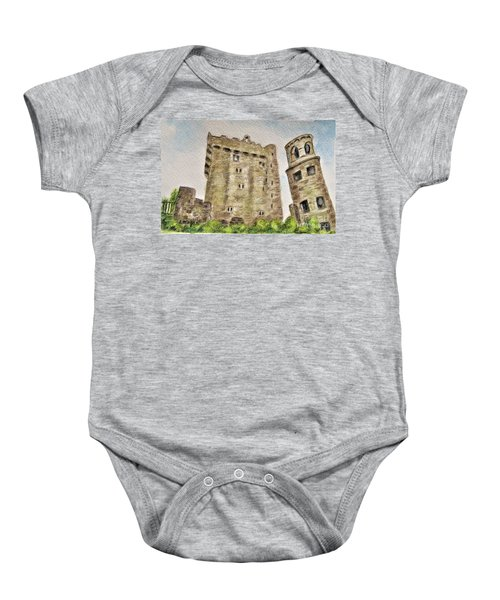 Castle Blarney Baby Onesie