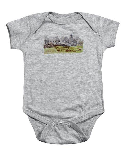 Castle Ward Baby Onesie