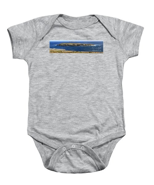 Baby Onesie featuring the photograph Casuarina Islets by Stephen Mitchell