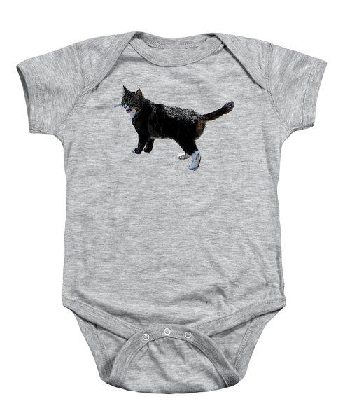 Cat Says Baby Onesie