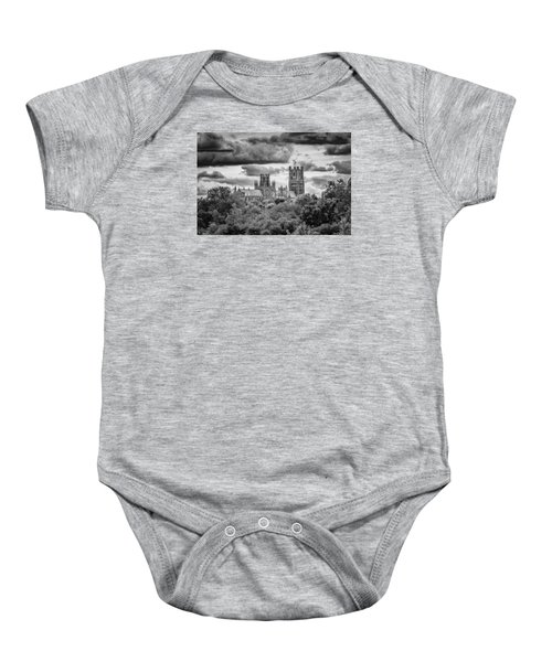 Cathedral From The North-east Baby Onesie
