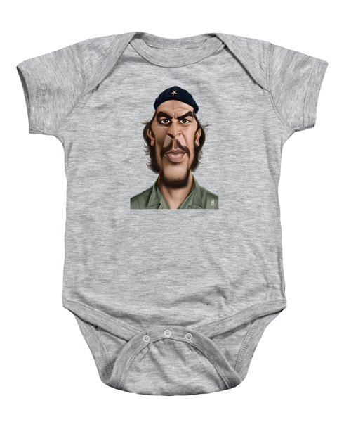 Celebrity Sunday - Che Guevara Baby Onesie