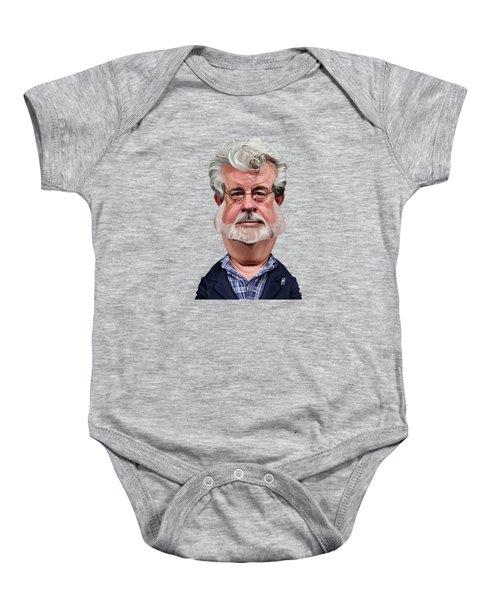 Celebrity Sunday - George Lucas Baby Onesie