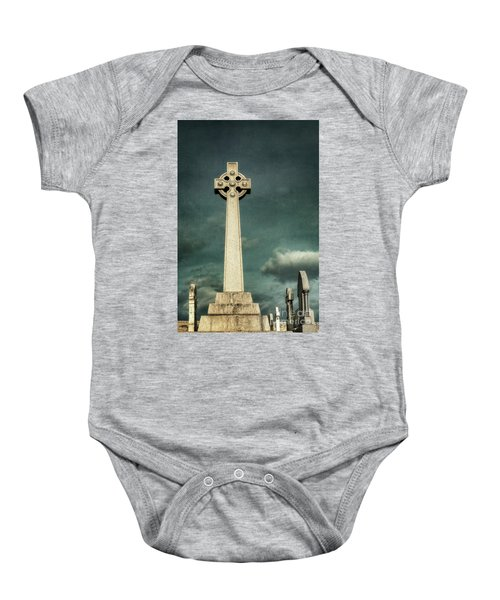 Celtic Sanctuary Baby Onesie