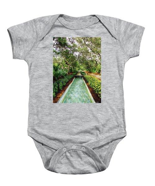 Cerulean Park Baby Onesie