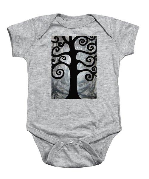Chaos Tree Baby Onesie