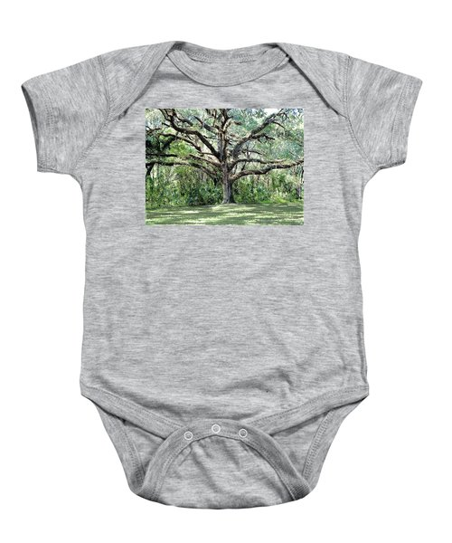Chaotic Order Baby Onesie