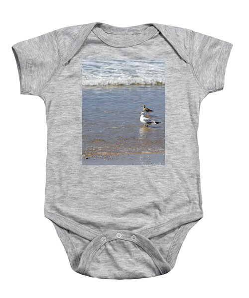 Outer Banks Obx Baby Onesie