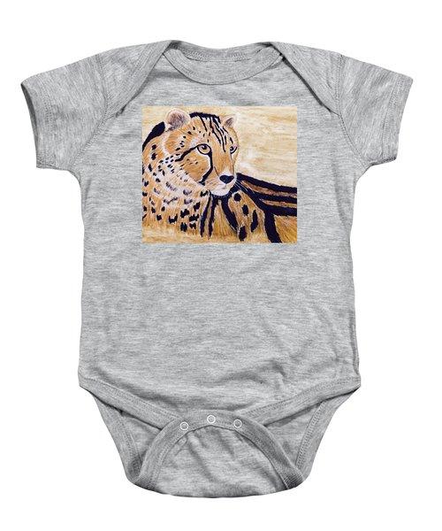 Cheeta Baby Onesie