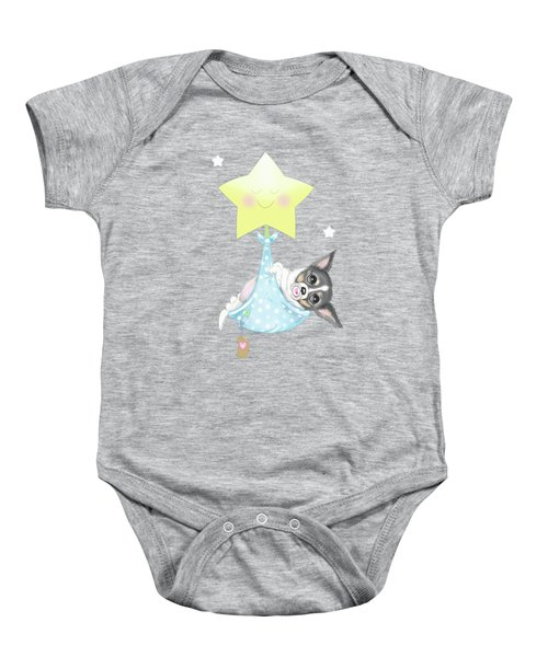 Chihuahua Cookie Baby Baby Onesie