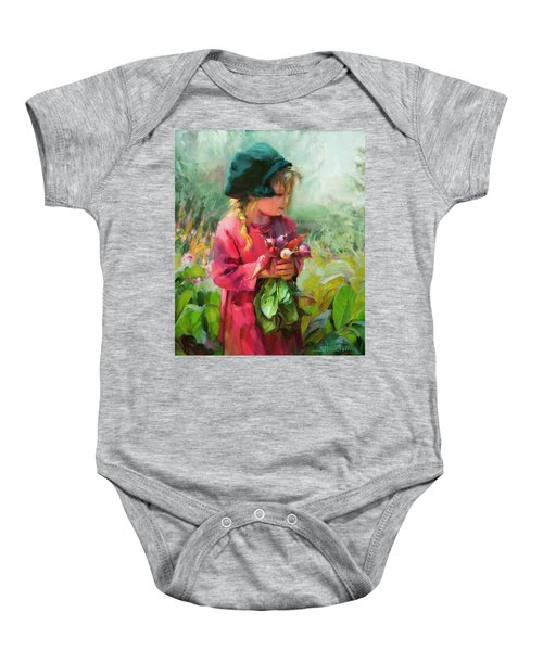 Child Of Eden Baby Onesie