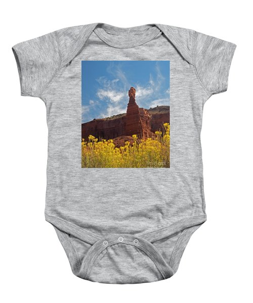 Chimney Rock Capital Reef Baby Onesie