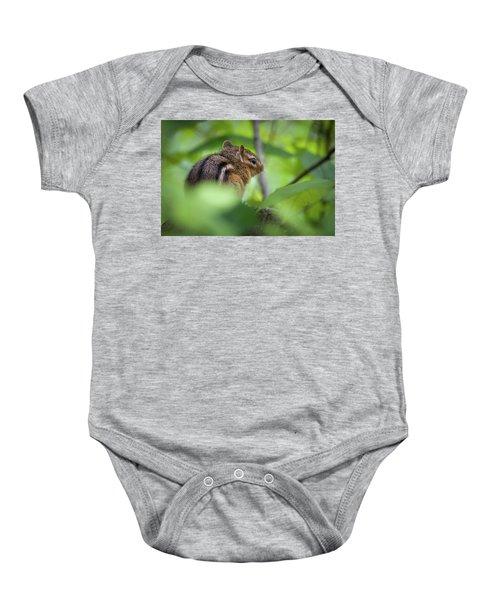 Chipmunk Baby Onesie