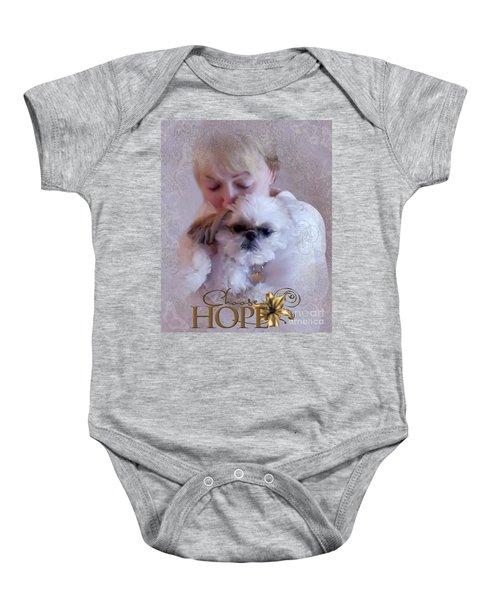 Choose Hope Baby Onesie