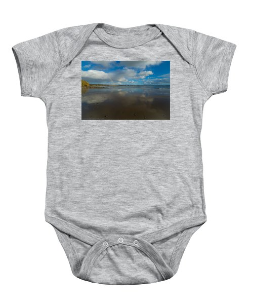 Christmas Eve Early Gifts Baby Onesie
