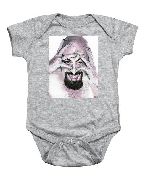 Chrysalis? Baby Onesie