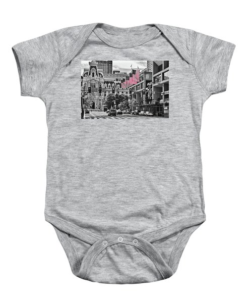 City Of Brotherly Love - Philadelphia Baby Onesie