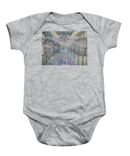 Claiming Of The Soul Baby Onesie