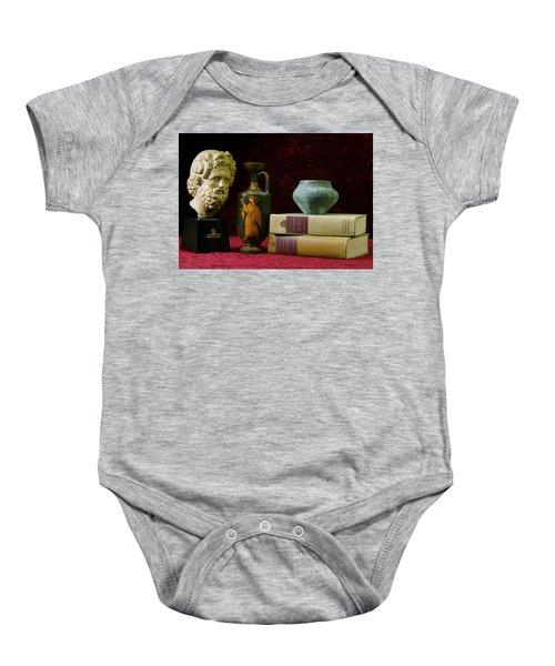 Classical Greece Baby Onesie