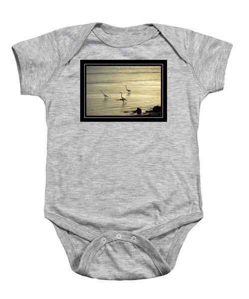Clearwater Beach Baby Onesie