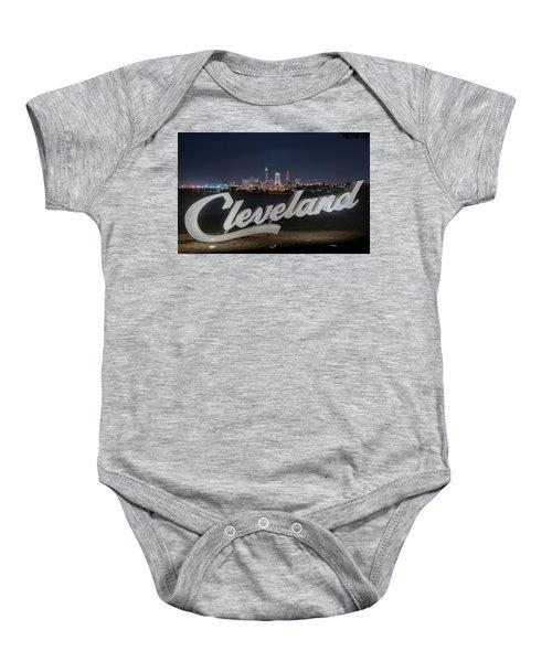 Cleveland Pride Baby Onesie