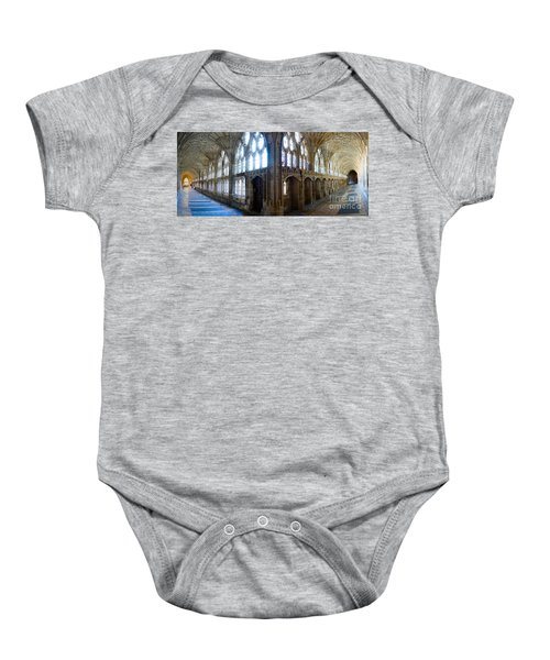 Cloisters, Gloucester Cathedral Baby Onesie
