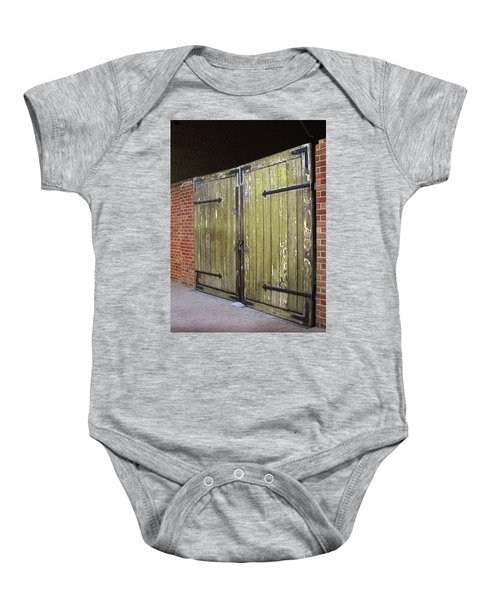 Closed Until Tomorrow Baby Onesie