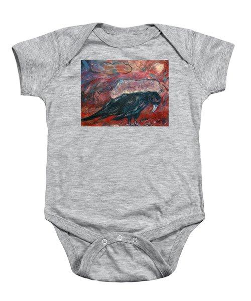 Cloud Carrier Baby Onesie