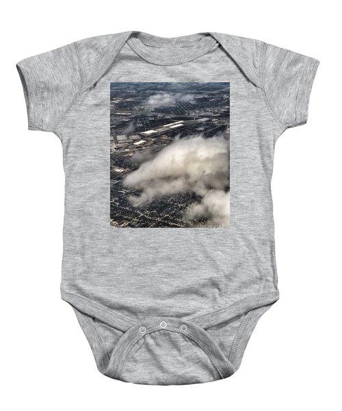 Cloud Dragon Baby Onesie